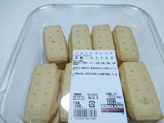 コストコ ショートブレッド¥1698