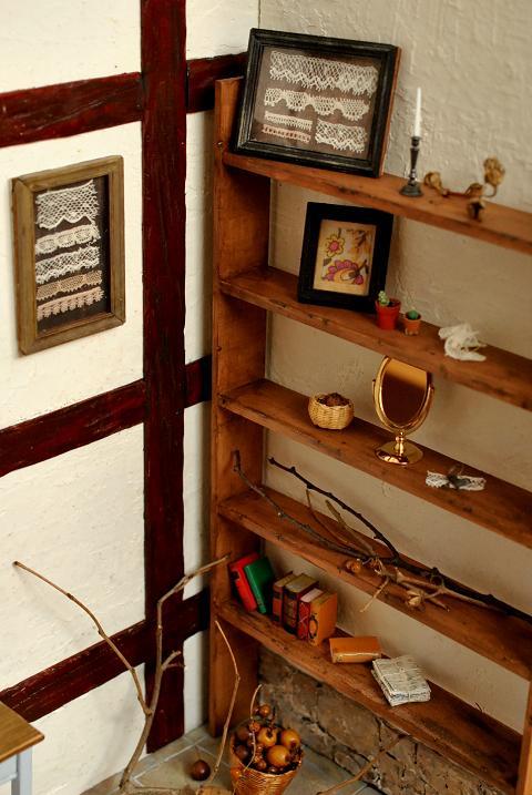 木組みの部屋1