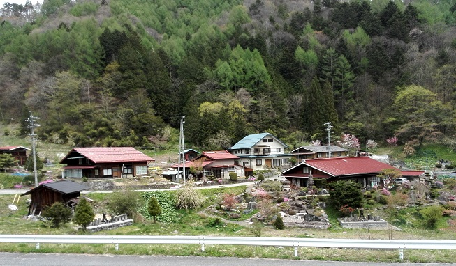 12 里山の風景