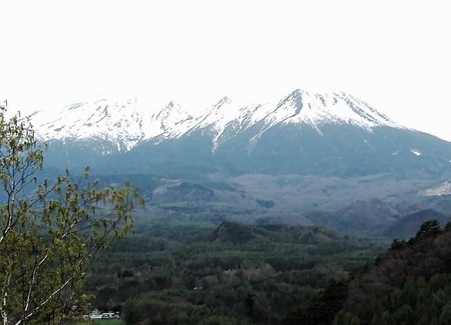 15 木曽の御嶽山