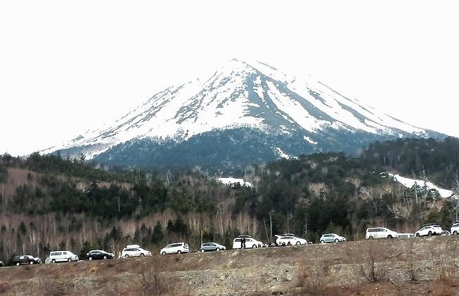 17 チャオ御嶽スキー場へ