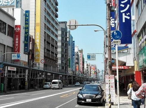 6 日本橋筋