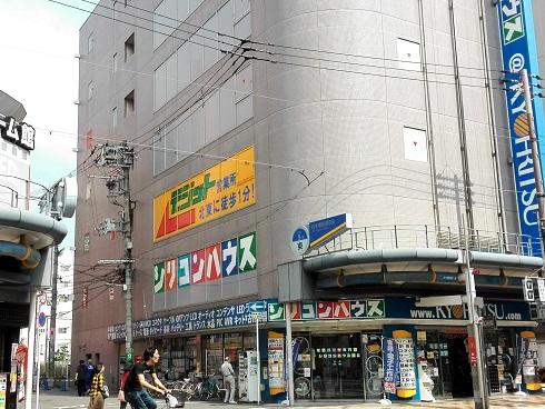 7 日本橋・パーツ屋さん