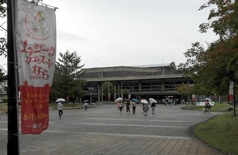 3 奈良文化会館前