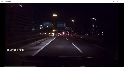 11 阪神高速・守口線の分岐