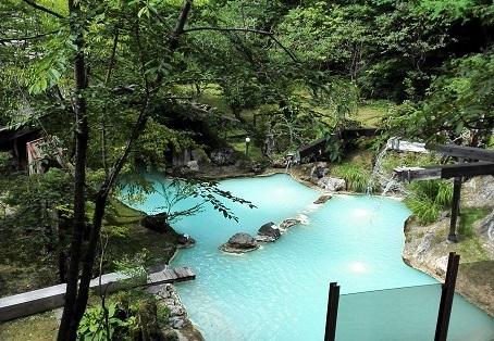 12 白骨温泉・泡の湯