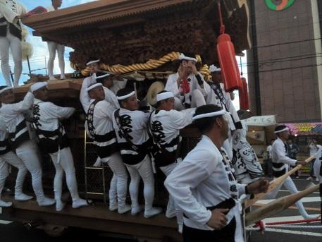 34 岸和田・だんじり祭り
