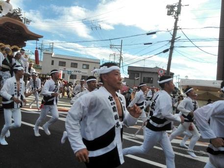 33 岸和田・だんじり祭り
