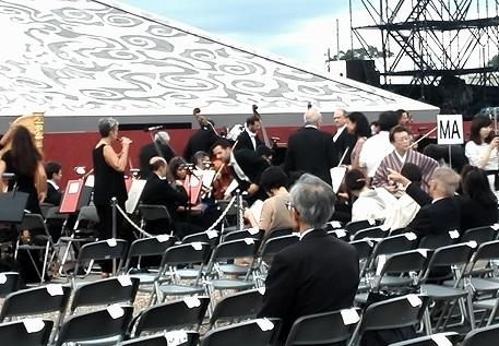 6 オーケストラを見に行った