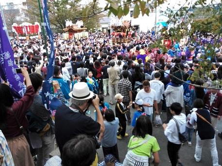 5 秋祭り