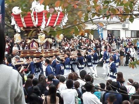 2 秋祭り