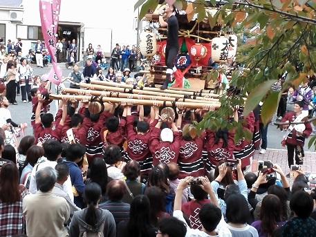 4 秋祭り