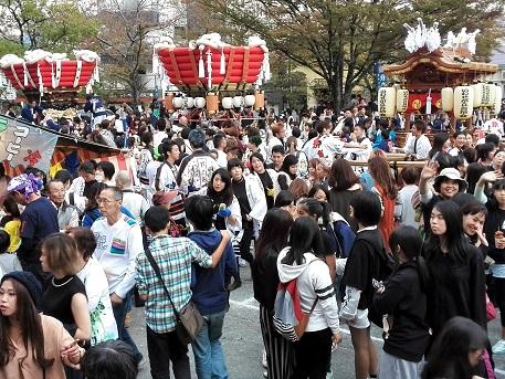 7 秋祭り