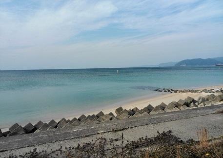 1 北浦海岸