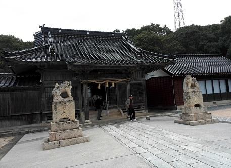 1 川中神社
