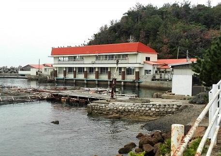 3 くろい漁協のレストラン