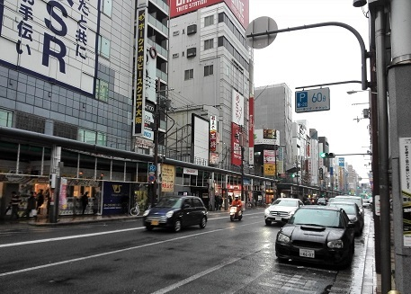 1 日本橋・電気街