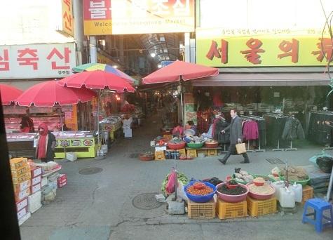 7 慶州の街角