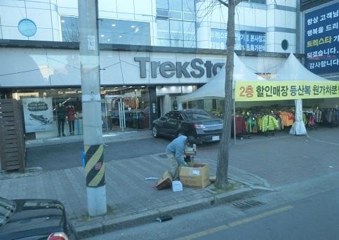8 慶州の街角
