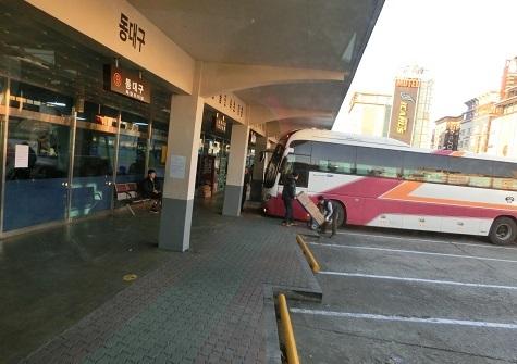 11 慶州市外バスターミナル・発着場