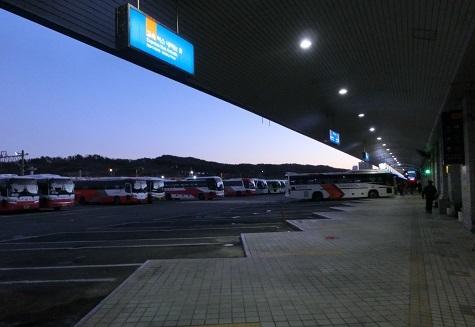14 釜山総合バスターミナル