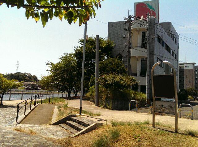 堀川河口3