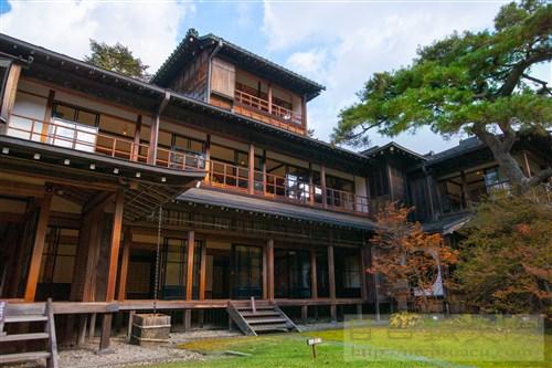 20161106日光田母沢御用邸13