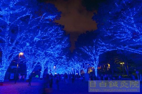 20161122渋谷ライトアップ1