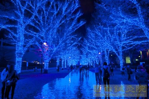 20161122渋谷ライトアップ2