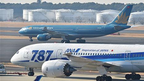 ANAとベトナム航空は、ANAの出資と業務提携を発表しました!