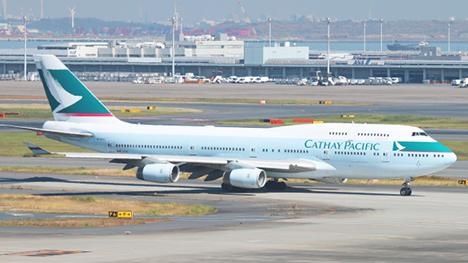 キャセイパシフィック航空は、ボーイング747型機のさよならフライトで、羽田で開催されるイベントに10人を招待!