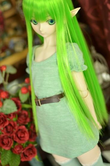 緑エルフー1