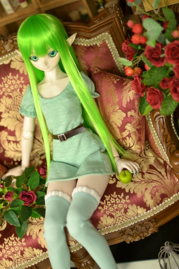 緑エルフー2