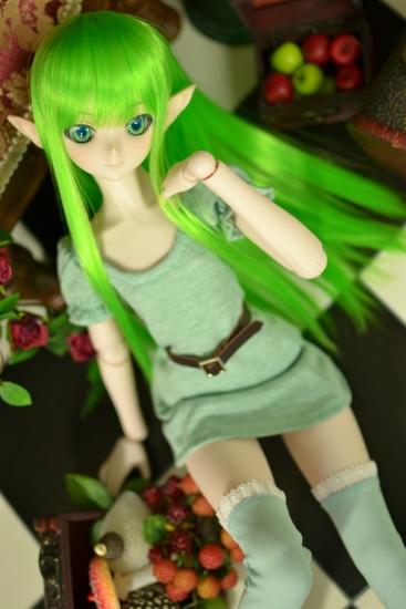 緑エルフー3