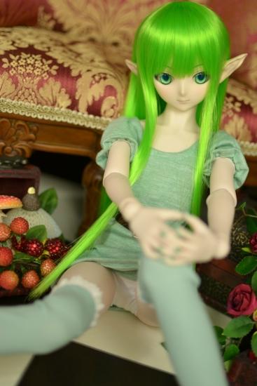 緑エルフー4