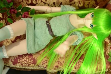 緑エルフー5