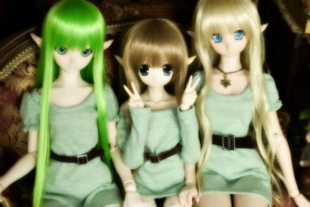 緑エルフー6