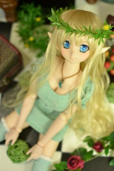 草冠エルフー1