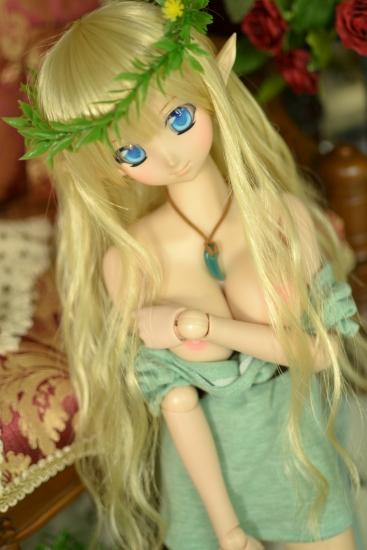 草冠エルフー4