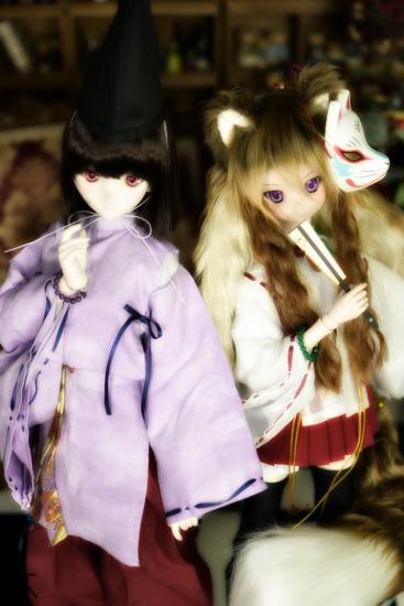 狩衣-陰陽師ー3