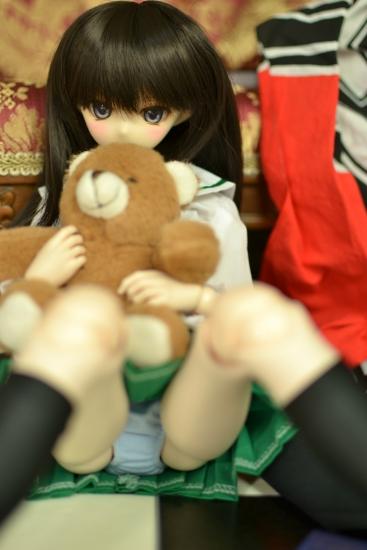 冷泉麻子ドールっぽいー5