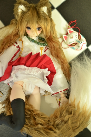 ふんどし+狐ー5