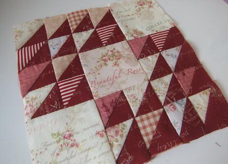 三角つなぎのパターン