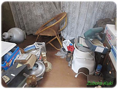 物置汚部屋になってしまった今は亡き祖父母の部屋の断捨離ファイナル