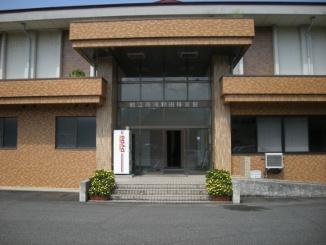 鯖江市河和田体育館