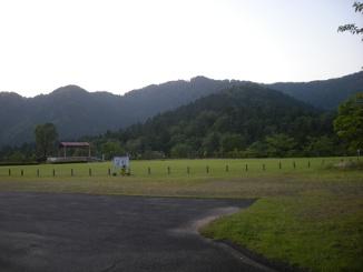 中山公園の広場