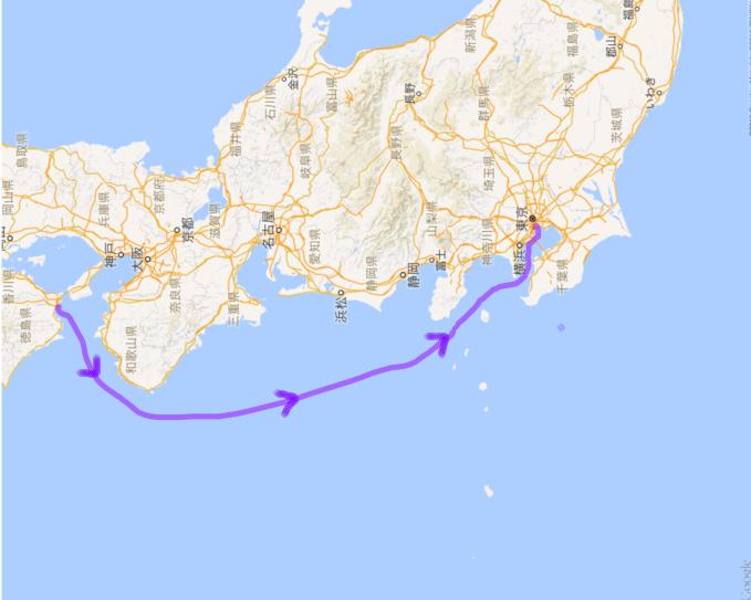 2016051718 徳島から東京