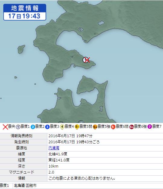 6月18日地震③