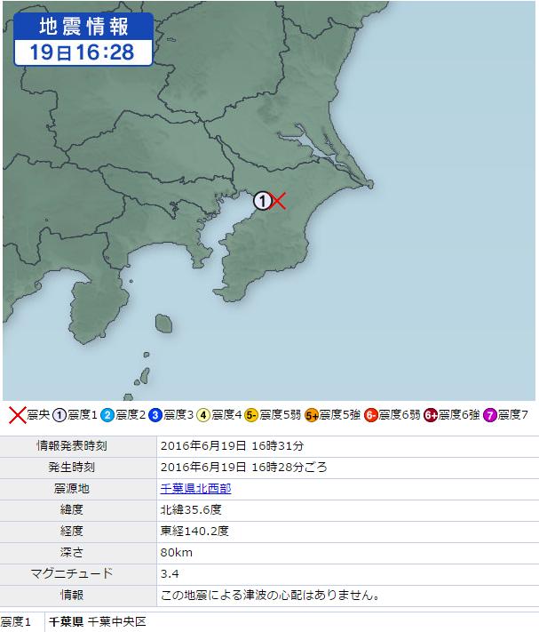 6月20日地震②