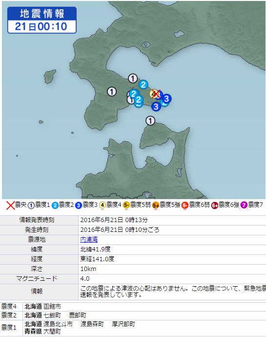 地震画像④